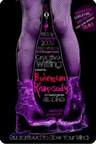 Fall Show 2010: Bohemian Rhapsody